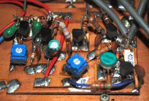 AGC&Sメーター回路