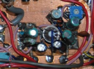TRX01マイクアンプ