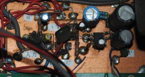 低周波電力増幅回路