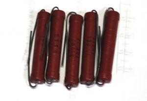 酸化金属皮膜抵抗器