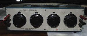 984D  オーディオ用(600Ω)(130dB)