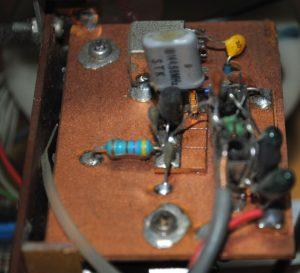 PLL用ヘテロダインVXO回路