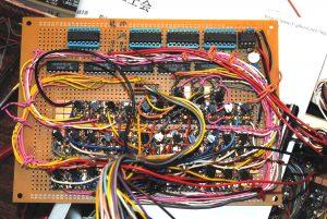 パターン発生回路・バッファアンプ